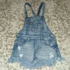 Almost famous cut-off overall